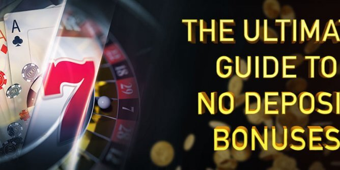 Online Gambling No Deposit Required